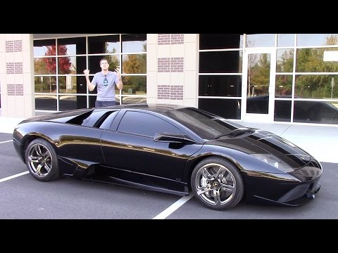 Here's Why the Lamborghini Murcielago Is Worth $215,000 (видео)