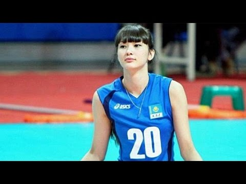 pretty - Sabina Altynbekova has achieved a level of fame she never anticipated without even trying. After entering a volleyball tournament the 19 year old found herse...