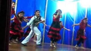 Roman Dans Show - Bolu Seben