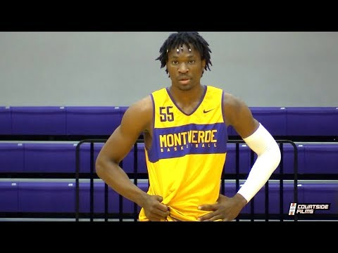 Precious Achiuwa Official Mixtape! Uncommitted 5-Star out of the Bronx!