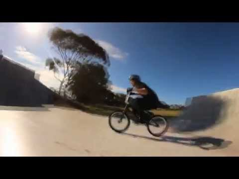 New George Town Skatepark BMX Day Edit