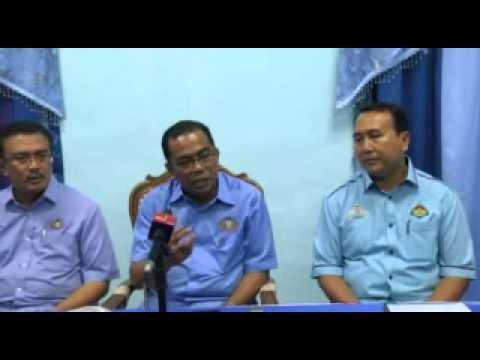Sidang Media Program Publisiti dan Penyertaan Awam Rancangan Kaw. Khas Bandar Maharani
