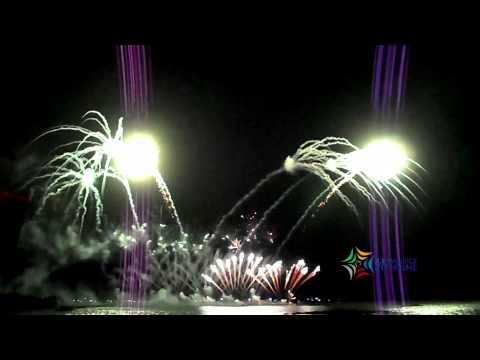 International Fireworks Contest : La France s'impose