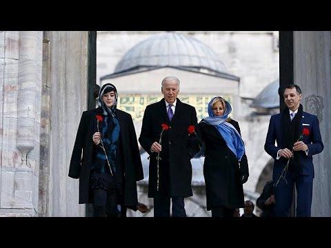 Διήμερη επίσκεψη Τζο Μπάιντεν στην Τουρκία