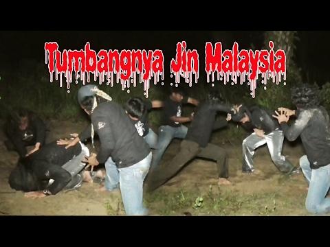 JPTB 105 tumbangnya jin malaysia (J) (видео)