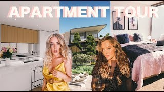 APARTMENT TOUR │Living with my bestie │LOUISE JORGE