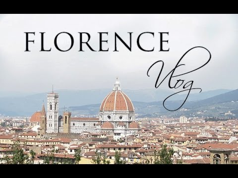 Travel Vlog | Florence, Italy