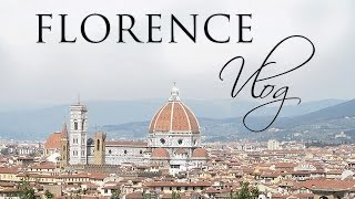 Florence Italy  city photos : Travel Vlog | Florence, Italy