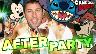 Download Video Drunk and Ridiculous at our After Party - Game Society MP3 3GP MP4