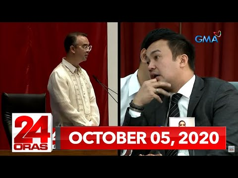24 Oras Express: October 5, 2020 [HD]