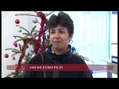 100 DE EURO PE ZI