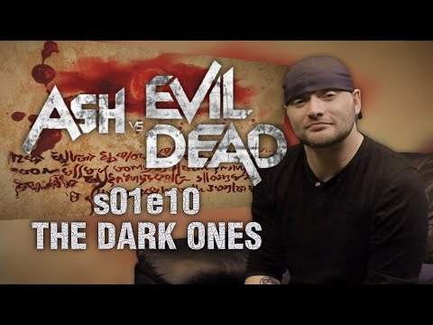 "Ash vs Evil Dead s01e10 ""The Dark Ones"" REACTION"