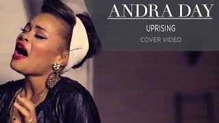 Muse - Uprising (Cover by Andra Day)