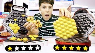 Video i used 1 STAR vs. 5 STAR rated food products !!! MP3, 3GP, MP4, WEBM, AVI, FLV Juni 2019
