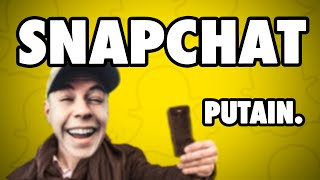 Video SNAPCHAT PUTAIN ! - Seb la Frite MP3, 3GP, MP4, WEBM, AVI, FLV Agustus 2017