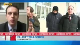 Toronto Criminal Lawyer Elliott Willschick comments on Vince Li absolute discharge