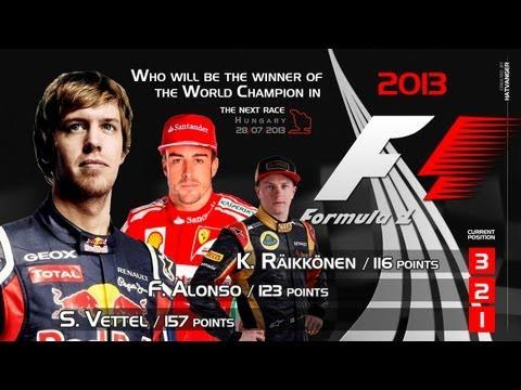 F1 2013 Hungarian Grand Prix