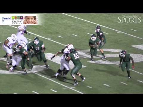 The Woodlands vs. Atascocita Football Highlights