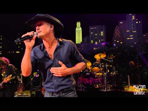 Tim McGraw Brings 'One of Those Nights' to Famed 'Austin City Limits' TV Show