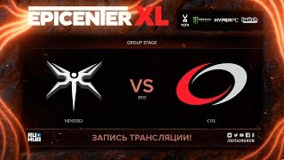 Mineski vs coL, EPICENTER XL, game 3 [Funky, Lum1Sit]
