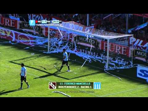 los - Reviví todos los goles que se marcaron en la quinta fecha hasta el partido entre San Lorenzo y River.