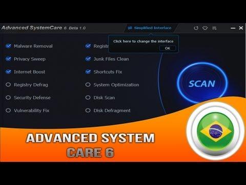 Novo programa Advanced System care 6