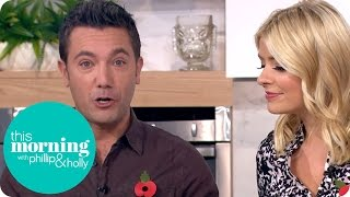 Video Gino D'Acampo Puts His Italian Spin On The Humble Cottage Pie | This Morning MP3, 3GP, MP4, WEBM, AVI, FLV Mei 2019