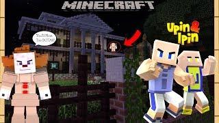 Video REKREASI BERSAMA UPIN IPIN KE RUMAH HANTU PENNYWISE!! - Minecraft Upin & Ipin Series #1 MP3, 3GP, MP4, WEBM, AVI, FLV Agustus 2018