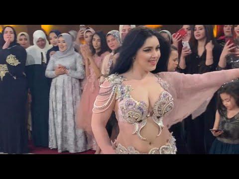 "ALLA SMYSHLYAEVA ""AZIZA"" BELLY DANCE WEDDING IN CAIRO 2019"