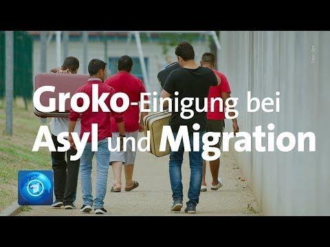 Groko: Einigung bei Asyl- und Migrationsgesetzen