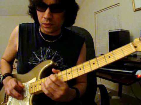 scale lick concept private lesson Advanced guitar