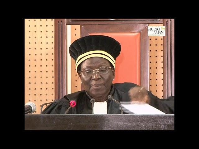 Scrutin présidentiel de juillet 2018, 24 candidats retenus par la Cour Constitutionnelle