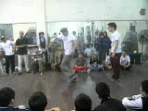 Onemove battle Còi Slim (HSZ) vs Jackson Boogie