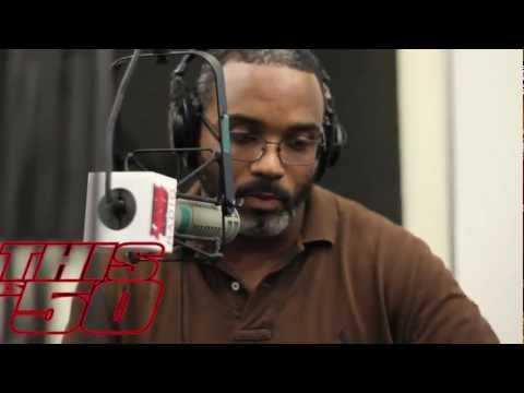 "Large Professor On This Is 50 Radio W/Maya The B & ""Hynaken"""