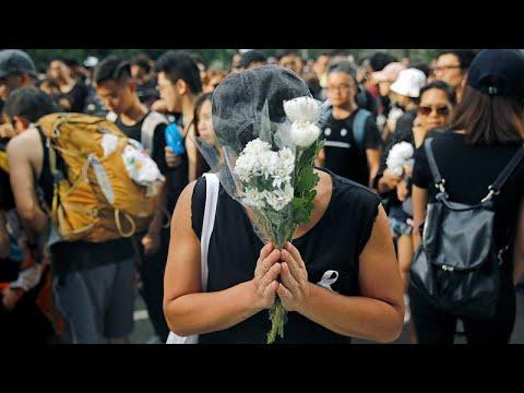 Χιλιάδες διαδηλωτές στους δρόμους του Χονγκ Κονγκ