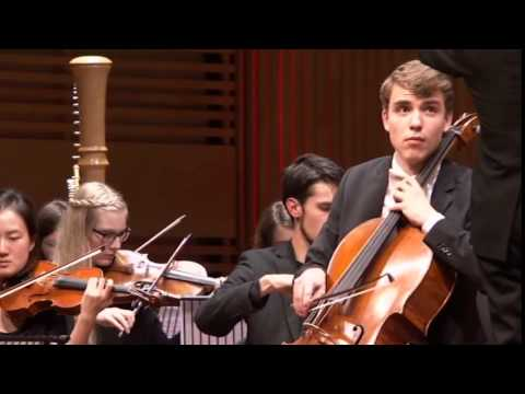 Anton Spronk (1e prijs NCC): Saint-Saëns cello concert - deel 3