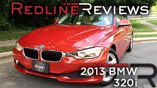 2013 BMW 320i Review, Walkaround, Exhaust,&Test Drive