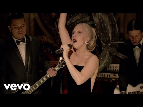 Lady Gaga - Born This Way (Live from A Very Gaga Thanksgiving)