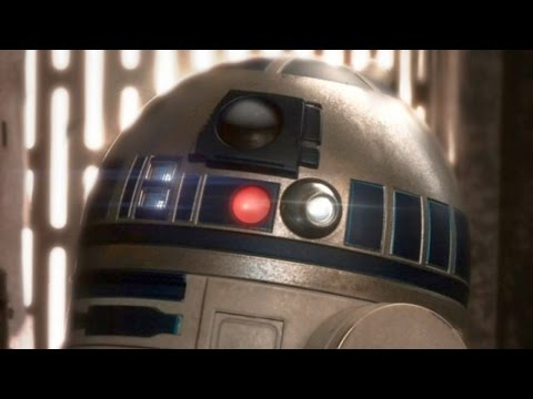 A Compilation Of Every Time R2D2 Saved The Day