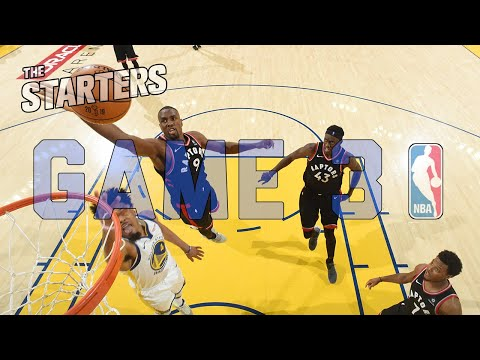 NBA Daily Show: June 6 - The Starters
