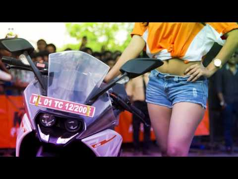 Video Sexy Launch of RC 390 KTM, show in Trivandrum download in MP3, 3GP, MP4, WEBM, AVI, FLV January 2017