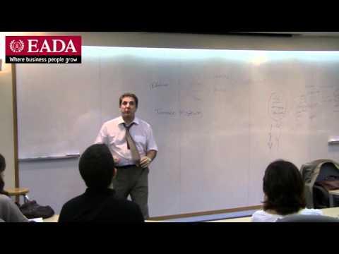 Mitarbeiter mit Bewusstsein - Joan Antoni Mele in EADA Business School