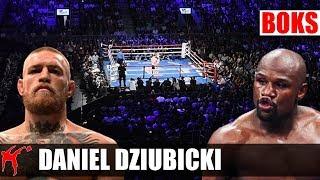 Daniel Dziubicki po walce Conor McGregor vs Floyd Maywather Jr