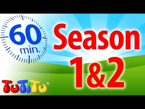 TuTiTu 1 Hour Special | Seasons 1&2