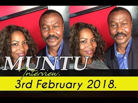 MAJOR GENERAL MUGISHA MUNTU - IN LIFE WE WALK TWO PATHS. [ 3rd feb 2018 ]