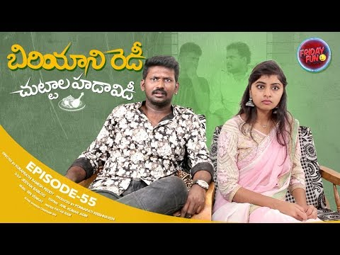 Friday Fun Episode - 55 || Chuttala Hadavidi || Mahesh Vitta