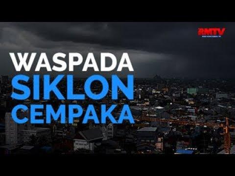 Waspada Siklon Cempaka