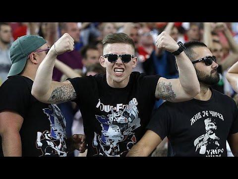Euro 2016: «Ρώσοι εκπαιδευμένοι χούλιγκανς στην Μασσαλία»