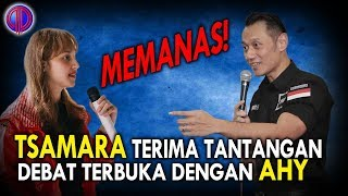Video Memanasss! Tsamara Amany Terima T4ntangan Demokrat, Deb4t Terbuka L4wan AHY MP3, 3GP, MP4, WEBM, AVI, FLV September 2018
