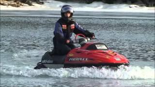 2. 1998 Ski-doo Formula 380s